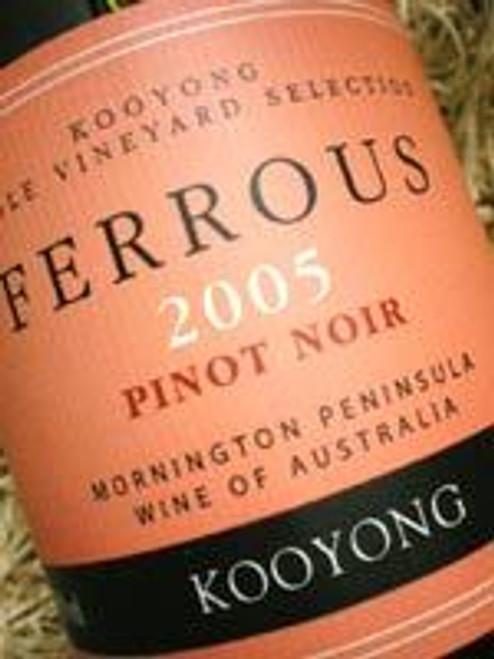 Kooyong Ferrous Pinot Noir 2003