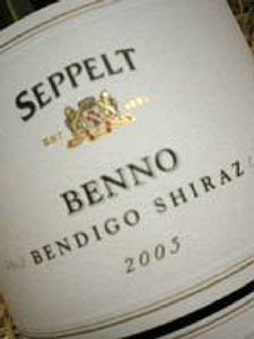Seppelt Benno Shiraz 2005