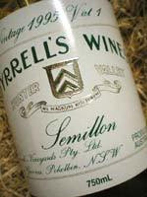 Tyrrell's Vat 1 Semillon 1995