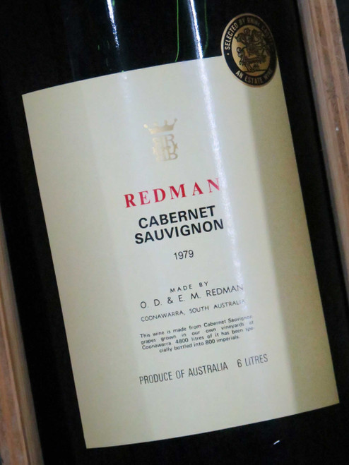 [SOLD-OUT] Redman Cabernet Sauvignon 1979 Imperial