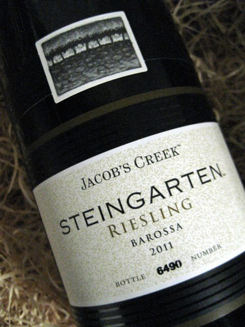 [SOLD-OUT] Orlando Jacobs Creek Steingarten Riesling 2011