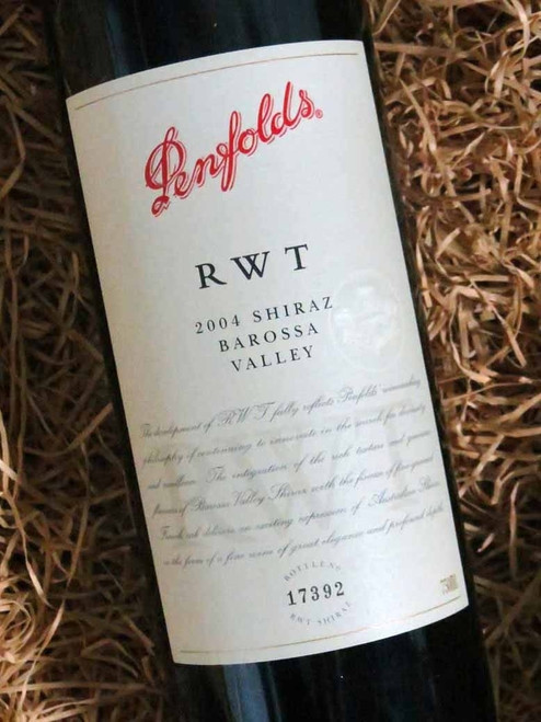 [SOLD-OUT] Penfolds RWT 2004