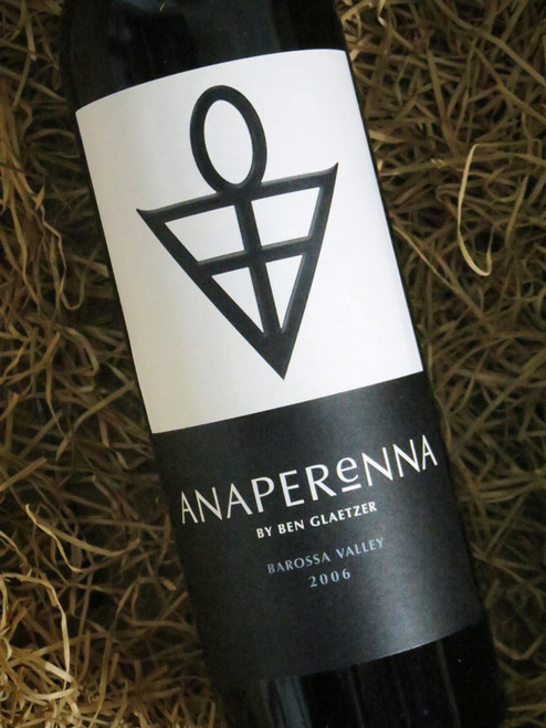 [SOLD-OUT] Glaetzer Anaperenna Shiraz Cabernet 2006