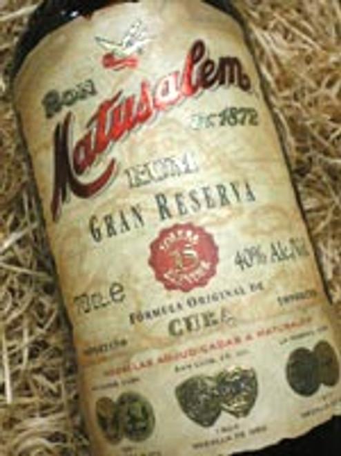 Matusalem Gran Reserva Reserve Rum 700mL