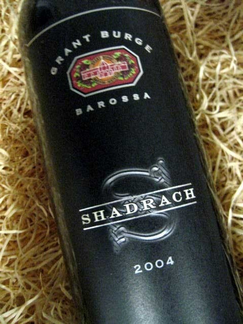 Grant Burge Shadrach Cabernet Sauvignon 2004