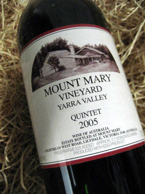 Mount Mary Quintet 2005