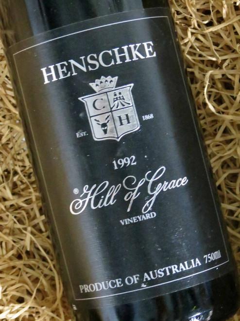 Henschke Hill of Grace 1992 (Base of Neck Level)