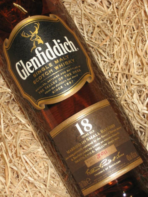 [SOLD-OUT] Glenfiddich Ancient 18YO Single Malt