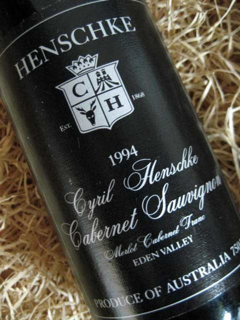 [SOLD-OUT] Henschke Cyril Henschke Cabernet Sauvignon 1994