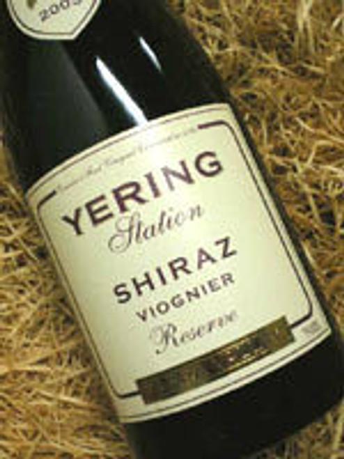 Yering Station Reserve Shiraz Viognier 2005