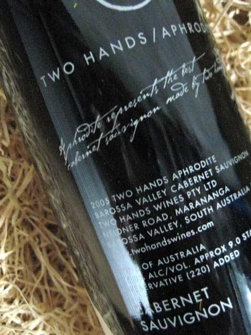 Two Hands Aphrodite Cabernet 2005