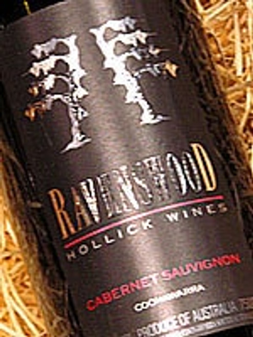 Hollick Ravenswood Cabernet Sauvignon 1990