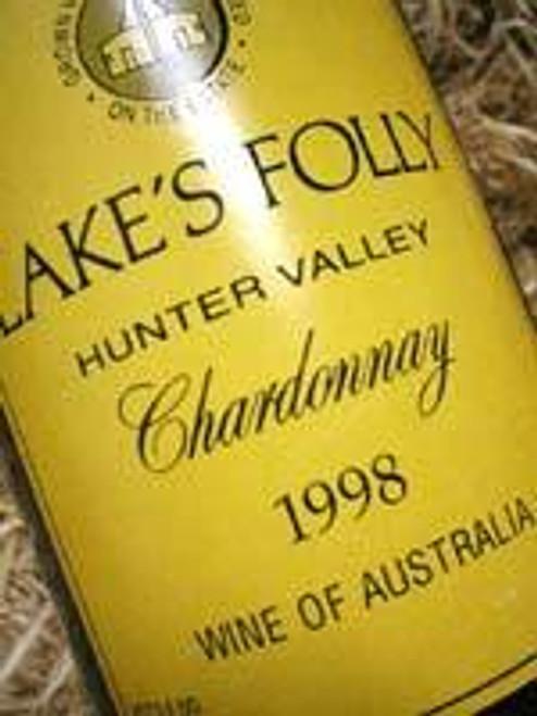 Lake's Folly Chardonnay 1998