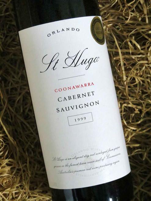 [SOLD-OUT] Orlando Jacobs Creek St Hugo Cabernet Sauvignon 1999