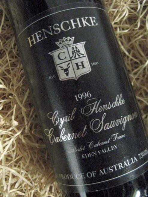 [SOLD-OUT] Henschke Cyril Henschke Cabernet Sauvignon 1996 (Damaged Label)