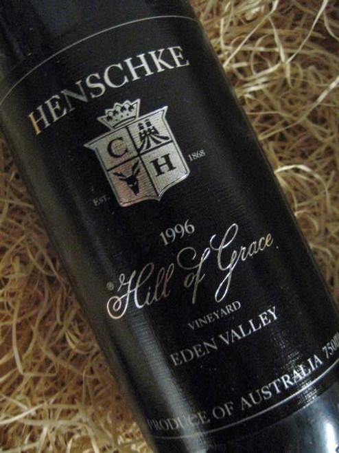 Henschke Hill of Grace 1996
