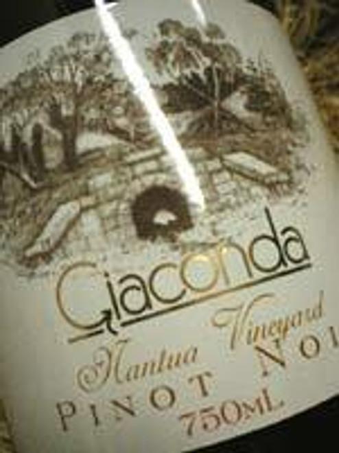 Giaconda Pinot Noir 2004