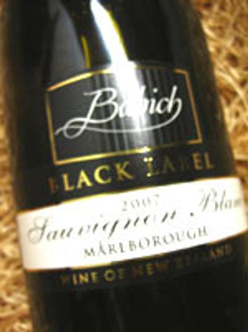 Babich Black Label Sauvignon Blanc 2009