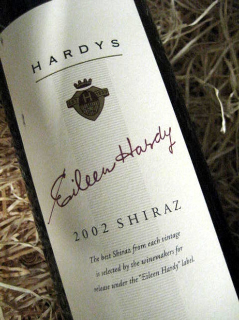 Hardys Eileen Hardy Shiraz 2002