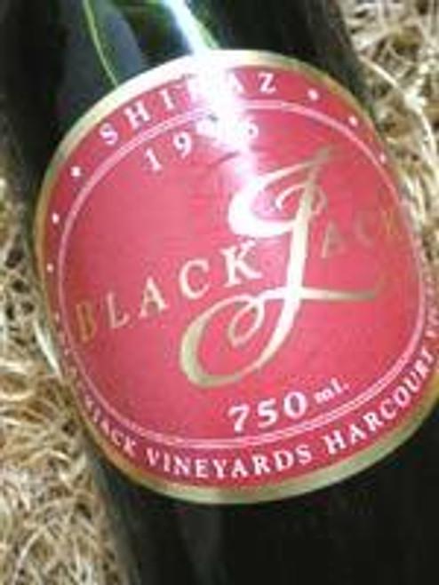 Blackjack Shiraz 1996