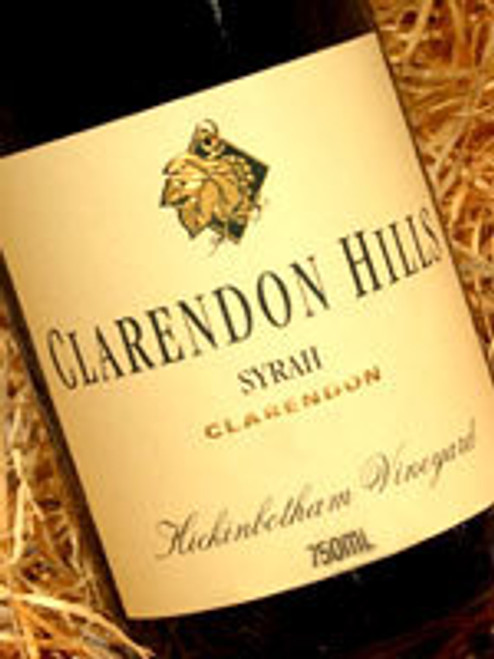 Clarendon Hills Hickinbotham Shiraz 2004