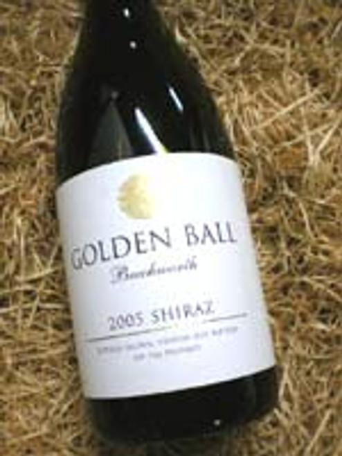 Golden Ball Shiraz 2005