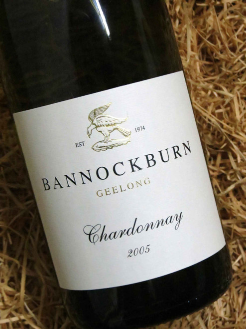 [SOLD-OUT] Bannockburn Chardonnay 2005