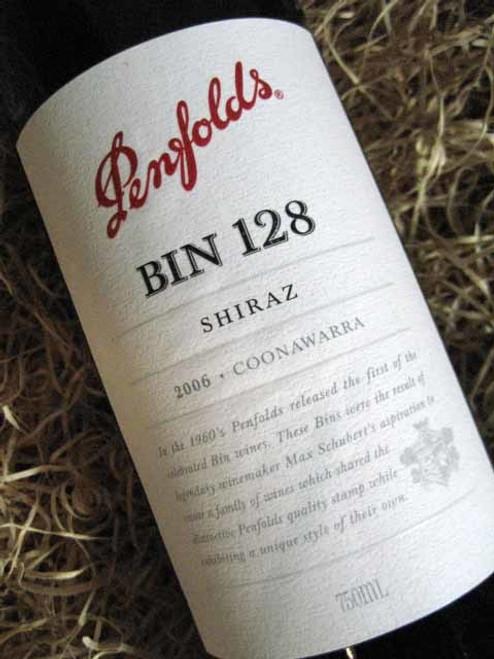 Penfolds Bin 128 2006