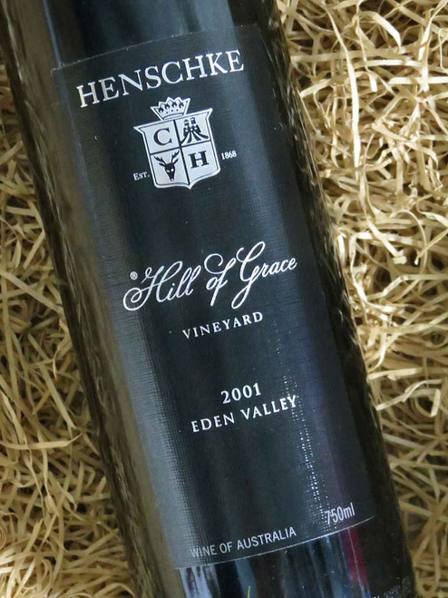 [SOLD-OUT] Henschke Hill of Grace 2001