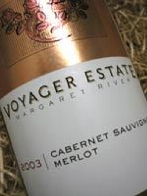 Voyager Estate Cabernet Merlot 2003