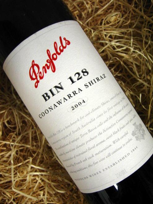 Penfolds Bin 128 2004