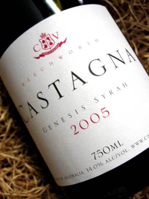 Castagna Genesis Syrah 2005