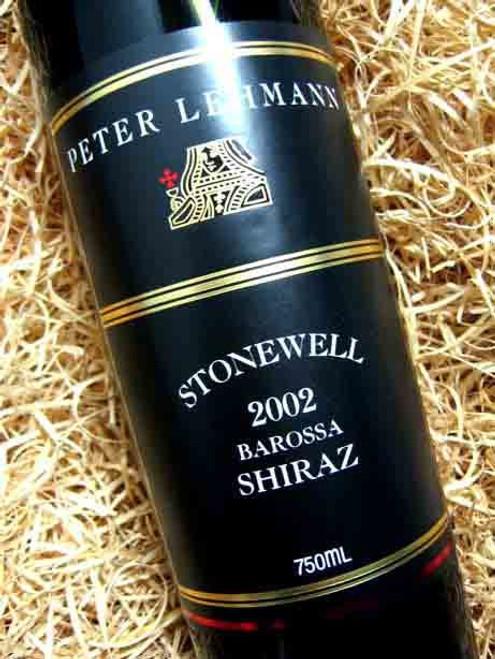Peter Lehmann Stonewell Shiraz 2002