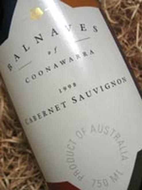 [SOLD-OUT] Balnaves Coonawarra Cabernet 1998