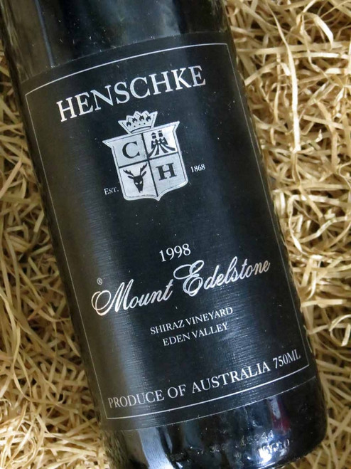 [SOLD-OUT] Henschke Mount Edelstone 1998