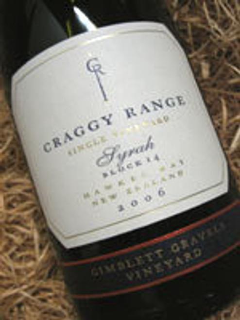 Craggy Range Block 14 Syrah 2006