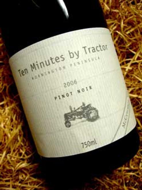 Ten Minutes By Tractor McCutcheon Pinot Noir 2006