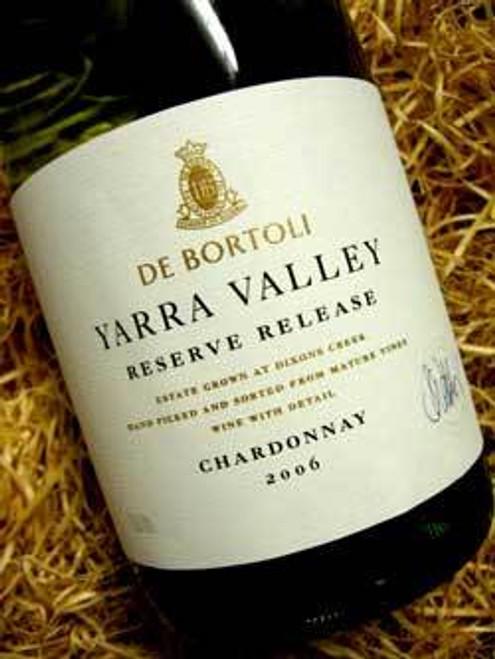 De Bortoli Yarra Reserve Chardonnay 2006