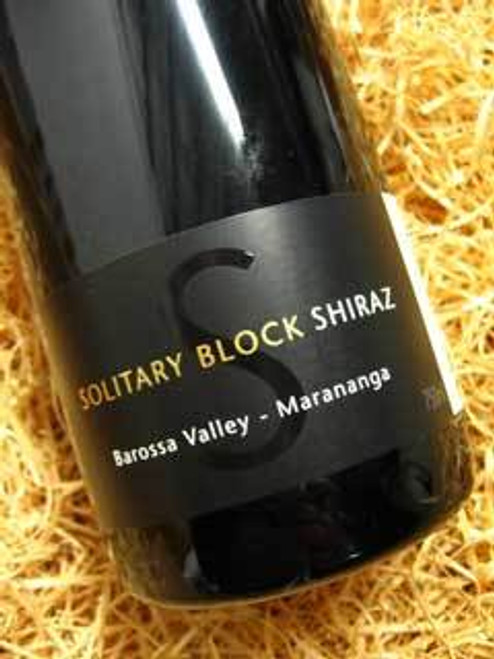 Solitary Block Marananga Shiraz 2006