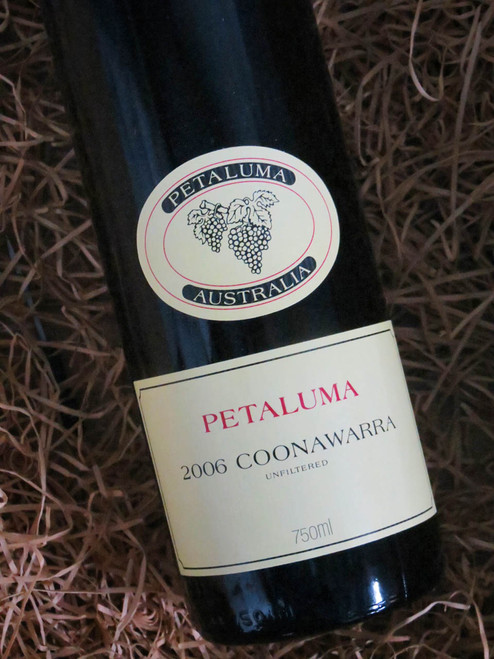 Petaluma Coonawarra Cabernet Merlot 2006