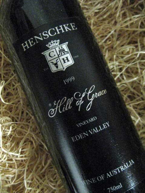 [SOLD-OUT] Henschke Hill of Grace 1999