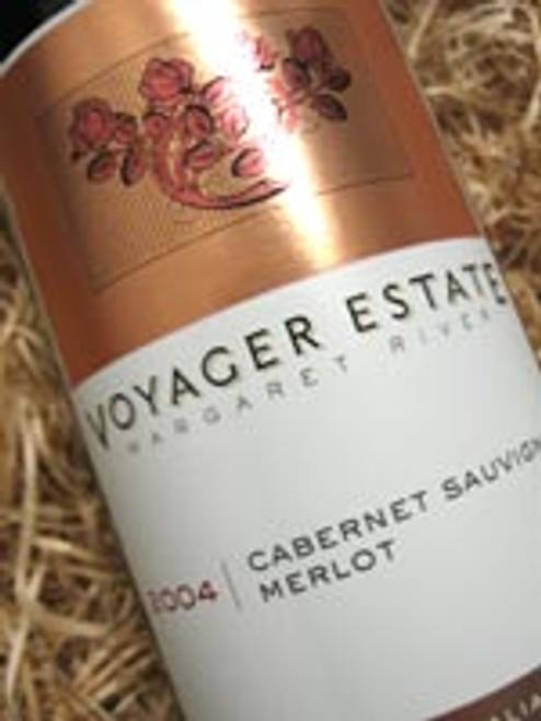 Voyager Estate Cabernet Merlot 2004