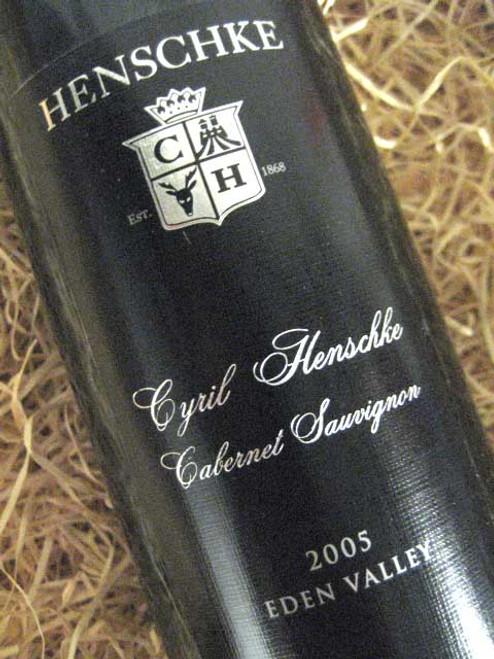 Henschke Cyril Henschke Cabernet Sauvignon 2005