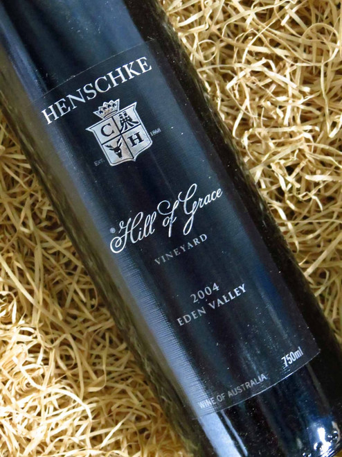 [SOLD-OUT] Henschke Hill of Grace 2004