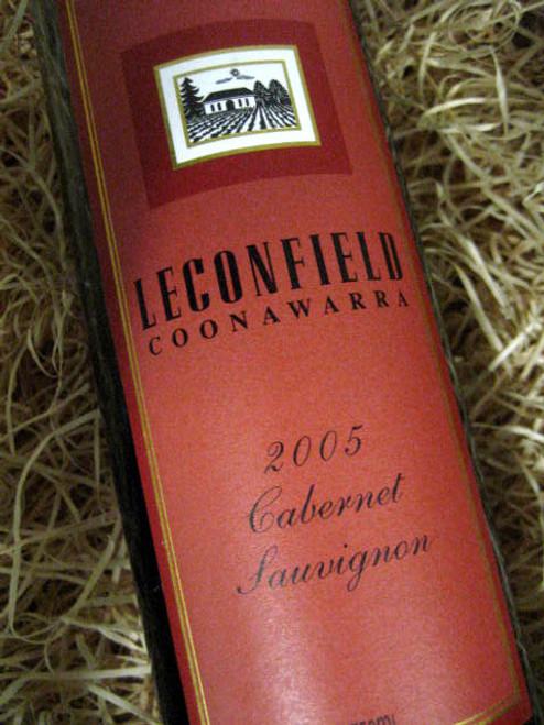 [SOLD-OUT] Leconfield Coonawarra Cabernet Sauvignon 2005
