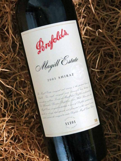 [SOLD-OUT] Penfolds Magill Shiraz 2005