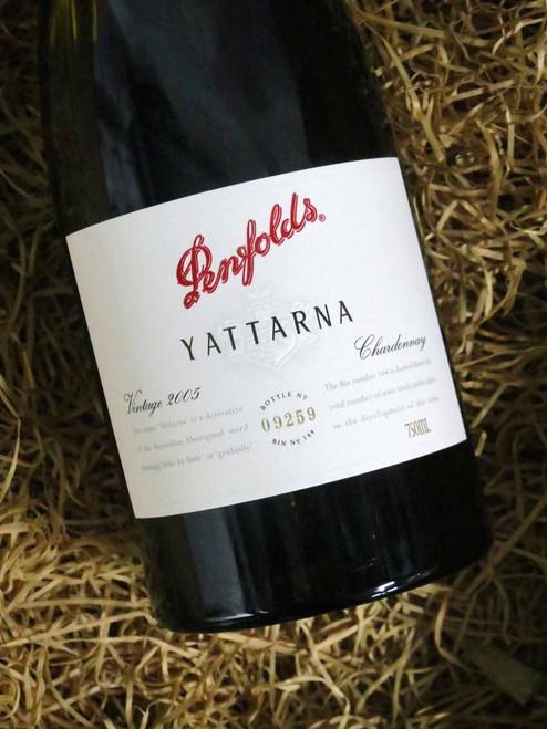 [SOLD-OUT] Penfolds Yattarna Chardonnay 2005