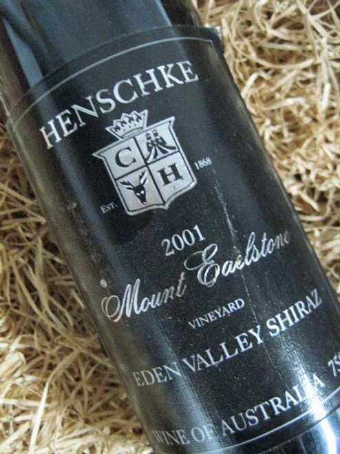 [SOLD-OUT] Henschke Mount Edelstone 2001