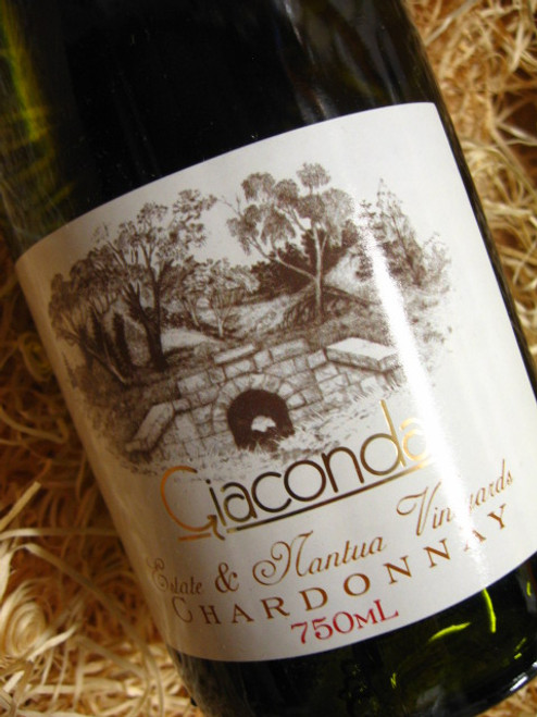 Giaconda Chardonnay 2007 Estate & Nantua Vineyard