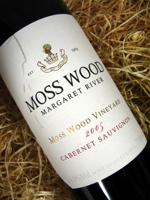 Moss Wood Cabernet Sauvignon 2005